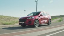 2020 Ford Kuga Drivng Video