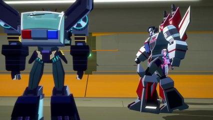 Transformers: Cyberverse - [Season 3 Episode 1]: The Battle For Cybertron I