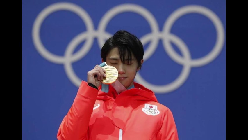 2020.03.23 - My name is Yuzuru Hanyu, from Japan. Can I speak Japanese? (ITA with ENG SUB)