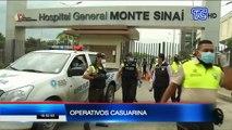 Operativos de toque de queda se mantienen en Guayaquil