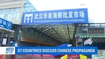 Doctor recalls witnessing patient killed inside ICU; G7 discuss combating CCP virus - China in Focus