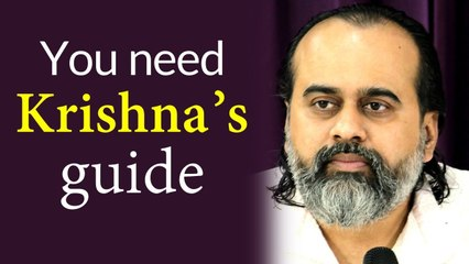 If you've a battle to fight, you need a Krishna to guide || Acharya Prashant (2020)