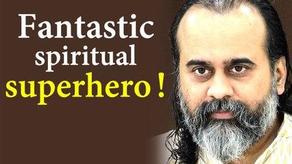 The fantastic spiritual superhero! || Acharya Prashant, on Bhagvad Gita (2020)