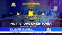 Dr. Mercedes Cuello narra como se contagio de coronavirus en España
