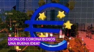 ¿Podrían los 'corona bonos' proteger a la UE del impacto económico del Covid-19?