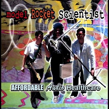 Overductory by Model Rocket Scientist Album  Affordable Audio Healthcare
