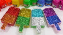 Edy Play Toys - Johny Johny Yes Papa Song - Combine Ice Cream Slime Yogurt Rainbow Colors Water Clay Fun Kids Toys