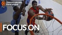 Focus on: Kyle Hines, CSKA Moscow