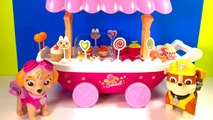 Paw Patrol Ice Cream Cart