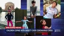 How The Coronavirus Pandemic Is Impacting Kids' Mental Health  - NBC Nightly News