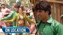 On The Sets Of Aflatoon   Akshay Kumar   Urmila Matondkar   Flashback Video