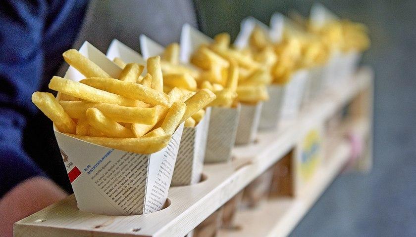 L'origine des frites : Française ou Belge ?