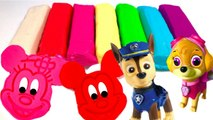 -  Paw Patrol and Mickey Mouse Play Doh Surprises