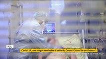 Coronavirus : l'Île-de-France frappée de plein fouet