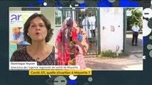 """Coronavirus : """"Nous nous préparons à faire l'impossible"""" à Mayotte, explique Dominique Voynet"""