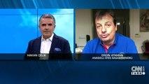 Ergin Ataman: Dünya Sağlık Örgütü'nün geç kaldığını düşünüyorum