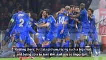 Jaime Mata's famous goal at the Johan Cruijff ArenA