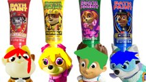 - Paw Patrol Bath Paint and Toys