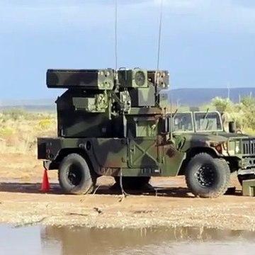 Mississippi Guardsmen - Air Defense Artillery Regiment Complete a Stinger Missile Live Fire Exercise