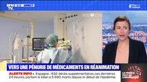 Coronavirus: va-t-on vers une pénurie de médicament en réanimation ?