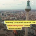 Why Germany has low number of COVID-19 deaths? | germany coronavirus | coronavirus in germany | coronavirus germany news  | coronavirus germany cases