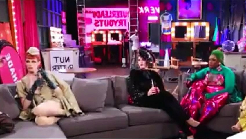 Drag Race: Untucked! - S12E05 - March 27, 2020
