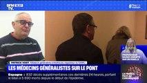 """Patrick Vogt, médecin généraliste à Mulhouse: """"N'allez pas voir les personnes âgées, gardez vos enfants à la maison"""""""