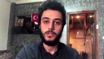 SİVAS Erasmus öğrencisi Serdar, Cezayir'de mahsur kaldı