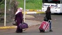 Diyarbakır şehirler arası otogarında son seferler