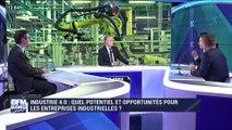 Hors-série - Les Dossiers BFM Business: l'industrie 4.0 - 28/03