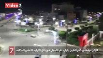 انتظام الحركة فى شوارع أسيوط بعد انتهاء اليوم الثالث للحظر