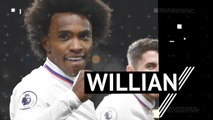 Player Profile - Willian
