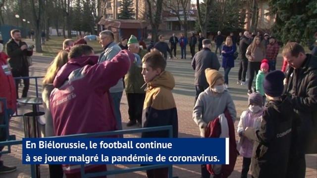 Coronavirus - En Biélorussie, le championnat suit son cours malgré l'épidémie