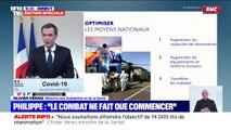 Virus: Olivier Véran annonce le transfert de 50 nouveaux patients de la région Grand Est, notamment par un nouveau TGV sanitaire