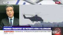 Opération Résilience: comment se déroule les transferts de patients ?