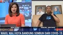 Cerita Wakil Wali Kota Bandung Sembuh dari Covid-19