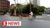 Wuhan slowly comes back to life after coronavirus lockdown