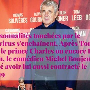 Michel Boujenah contaminé par le coronavirus, se confie sur son état de santé