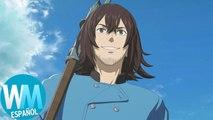 Top 10 Anime MÁS ANTICIPADO Lanzado a Principios de 2020