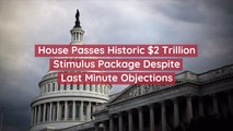 The Last Minute Objections Of Stimulus Bill