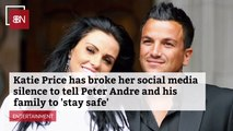 Katie Price Is Back On Her Social