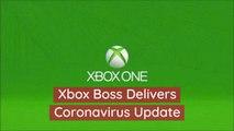 Xbox Boss Shares A New Update
