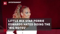 Little Mix Changes The Notes