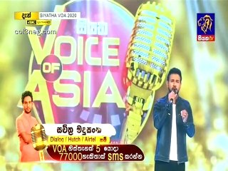 Siyatha Voice of Asia 2020 - 28-03-2020 Part 2