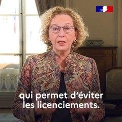 Muriel Pénicaud, répond à vos questions sur le chômage partiel (activité partielle)