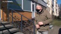Coronavirus creativity - the Lithuanians making hand-free door handles