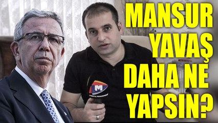 Mansur Yavaş hükumetin yapamadığını yaptı!