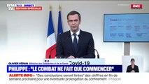 """Olivier Véran: """"Plus d'un milliard de masques ont été commandés"""""""