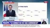 """Olivier Véran: """"Nous atteindrons les 50.000 tests par jour par PCR d'ici la fin du mois d'avril"""""""