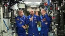Consejos de un cosmonauta para aprovechar el confinamiento